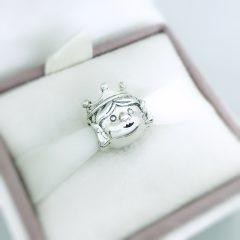 фотография шарм пандора принцесса серебро 791960 №1