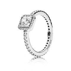 фотография кольцо пандора вечная элегантность 190947CZ