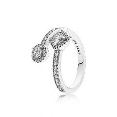 фотография кольцо пандора абстрактная элегантность 191031CZ-2