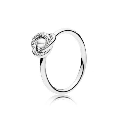 фотография кольцо пандора любовные узы 191040WCP-2
