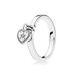 фотография кольцо пандора замок любви 196571-2