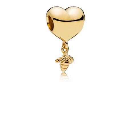 фотография шарм пандора сердце и пчела 767022