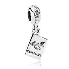фотография подвеска-шарм паспорт 791147CZ