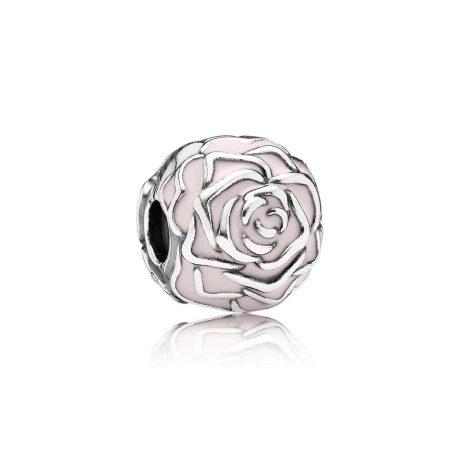 фотография клипса пандора роза 791292EN40