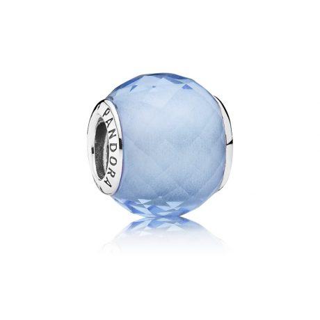 фотография мурано пандора голубая нежность 791499SBQ