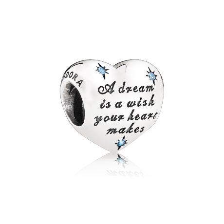 фотография шарм пандора мечта золушки, disney 791593CFL