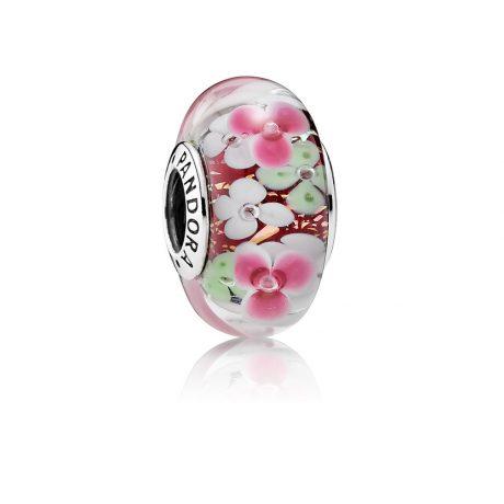 фотография мурано пандора цветочное настроение 791652-