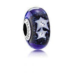 фотография мурано пандора сияющие звезды 791662CZ