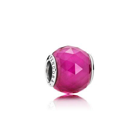 фотография мурано пандора малиновый кристалл 791722SRU