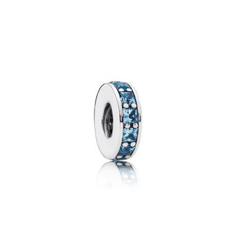 фотография разделитель  пандора голубой кристалл 791724NBS