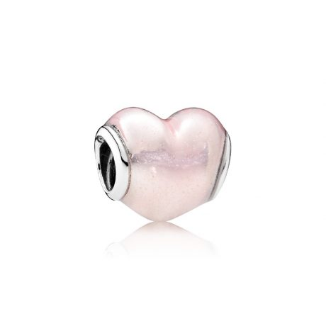 фотография шарм пандора гламурное сердце 791886EN113