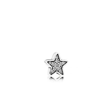 фотография петит пандора звездочка 792157CZ