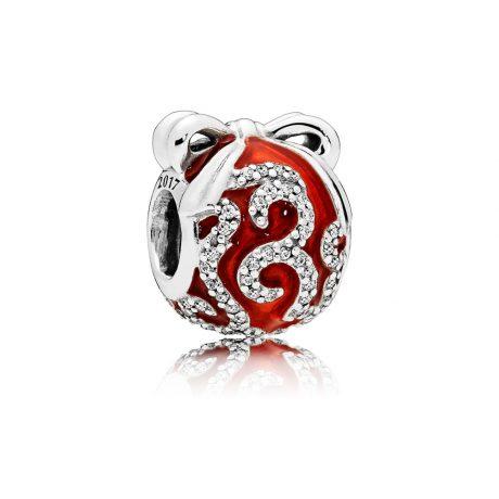 фотография шарм пандора сверкающее украшение 796259EN07-4