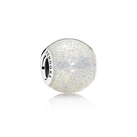 фотография шарм пандора серебряное сияние 796327EN144