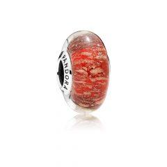 фотография мурано  пандора сияние красного 796366