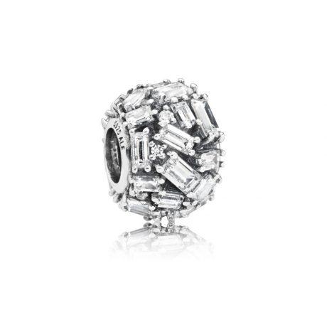 фотография шарм пандора изысканная элегантность серебро 797746CZ