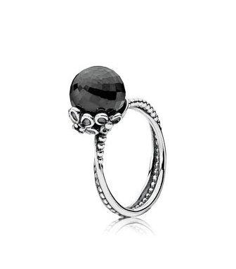 фотография кольцо пандора элегантность п67453с-2