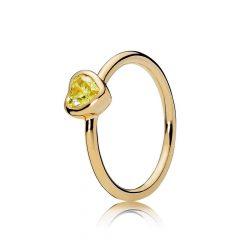 фотография кольцо пандора яркая любовь с45321а-2
