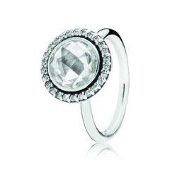 фотография кольцо пандора капля дождя с56432п-1