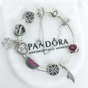 браслет pandora фотография 2