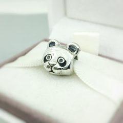 фотография шарм пандора спокойная панда 791745EN16 №1