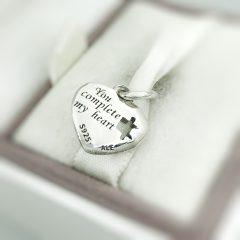 фотография подвеска пандора ты - частичка моего сердца 1725PP1 №2