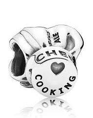 фотография шарм пандора шеф повар 67432-1 №1