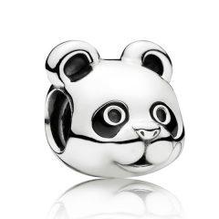 фотография шарм пандора спокойная панда 791745EN16-6