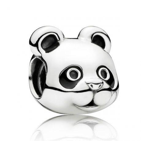 фотография шарм пандора спокойная панда 791745EN16