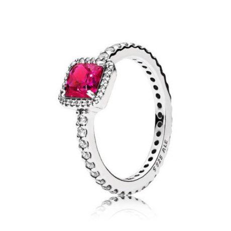 фотография кольцо пандора вечная элегантность в34256п-2