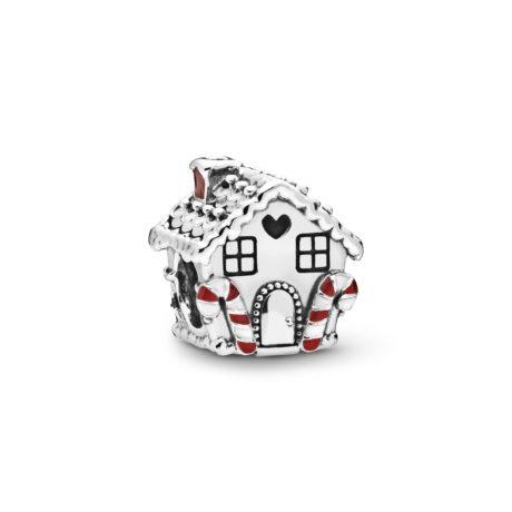 фотография шарм пандора пряничный домик 798471С01