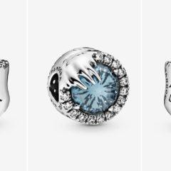 фотография шарм пандора дисней frozen зимний кристалл 798458С01 №1