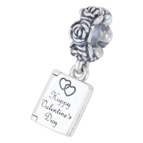 фотография подвеска пандора валентинка (день святого валентина) 791246