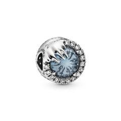 фотография шарм пандора дисней frozen зимний кристалл 798458С01