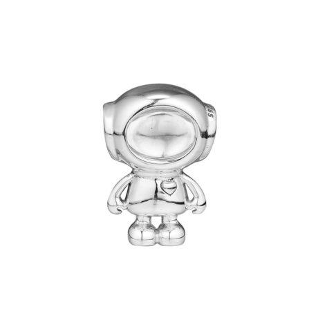 фотография шарм пандора космонавт томми - талисман путешественника 797561СZ