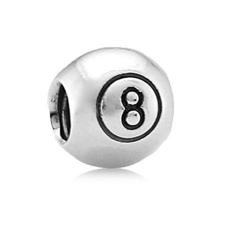 фотография коллекционный шарм пандора шар удачи 797218