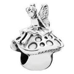 фотография шарм пандора волшебная фея на грибочке 791734