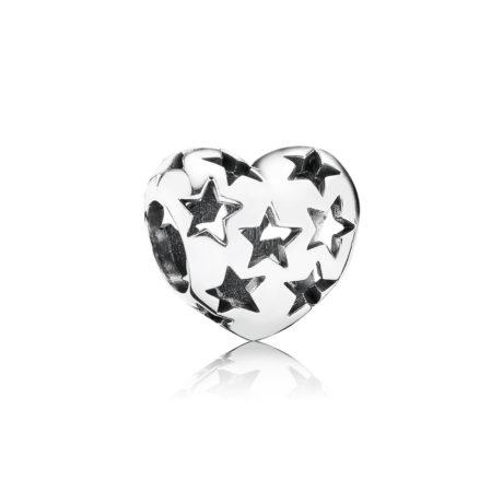 фотография шарм пандора звездное сердце 791393