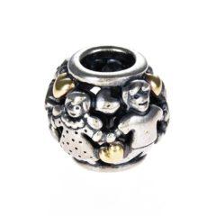 фотография коллекционный шарм пандора семья ( с позолотой) 791040 №1
