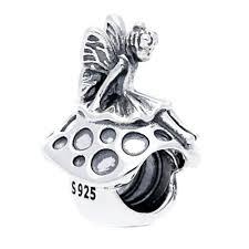 фотография шарм пандора волшебная фея на грибочке 791734 №1