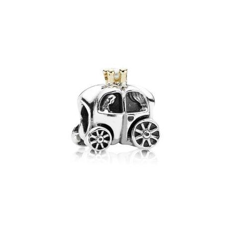 фотография коллекционный шарм пандора карета принцессы