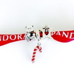 фотография набор шармов пандора сладкие подарочки