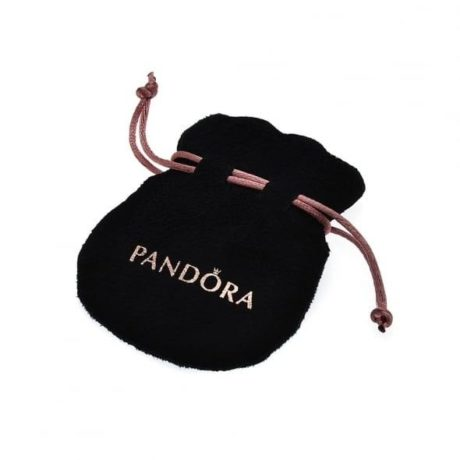 фотография бархатный мешочек пандора для шармов