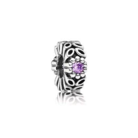 фотография разделитель пандора лесной фиолетовый цветок 791224CFP-