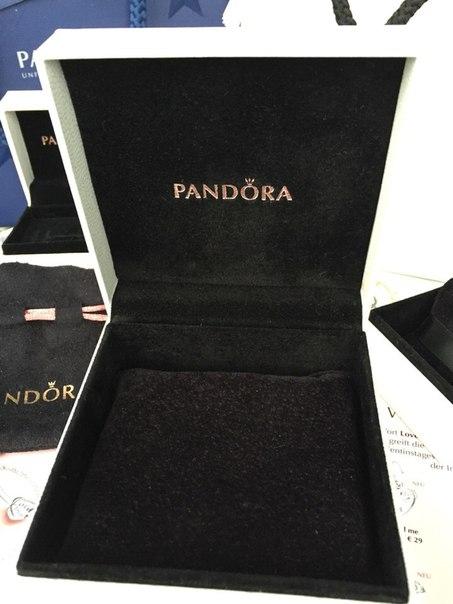 фотография коробочка пандора для браслетов и колье