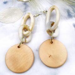 фотография серьги «madera»