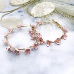 фотография серьги «verano rosa»  №1