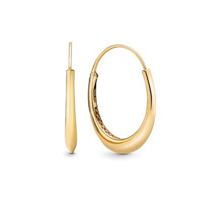 фотография серьги пандора экзотические кольца 268070