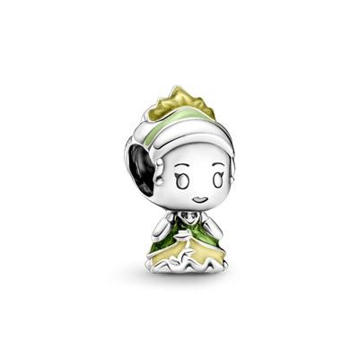 фотография шарм пандора дисней принцесса тиана 799510C01